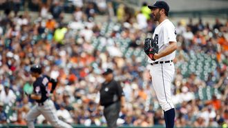 Tigers turn to Verlander to counter Indians