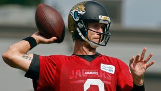 Lions sign Stanzi to practice squad as No. 3 QB