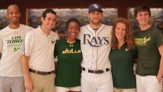 FOX Sports Florida, USF team up for Rays