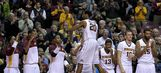 Time to take a bow for Austin Hollins, Gophers seniors