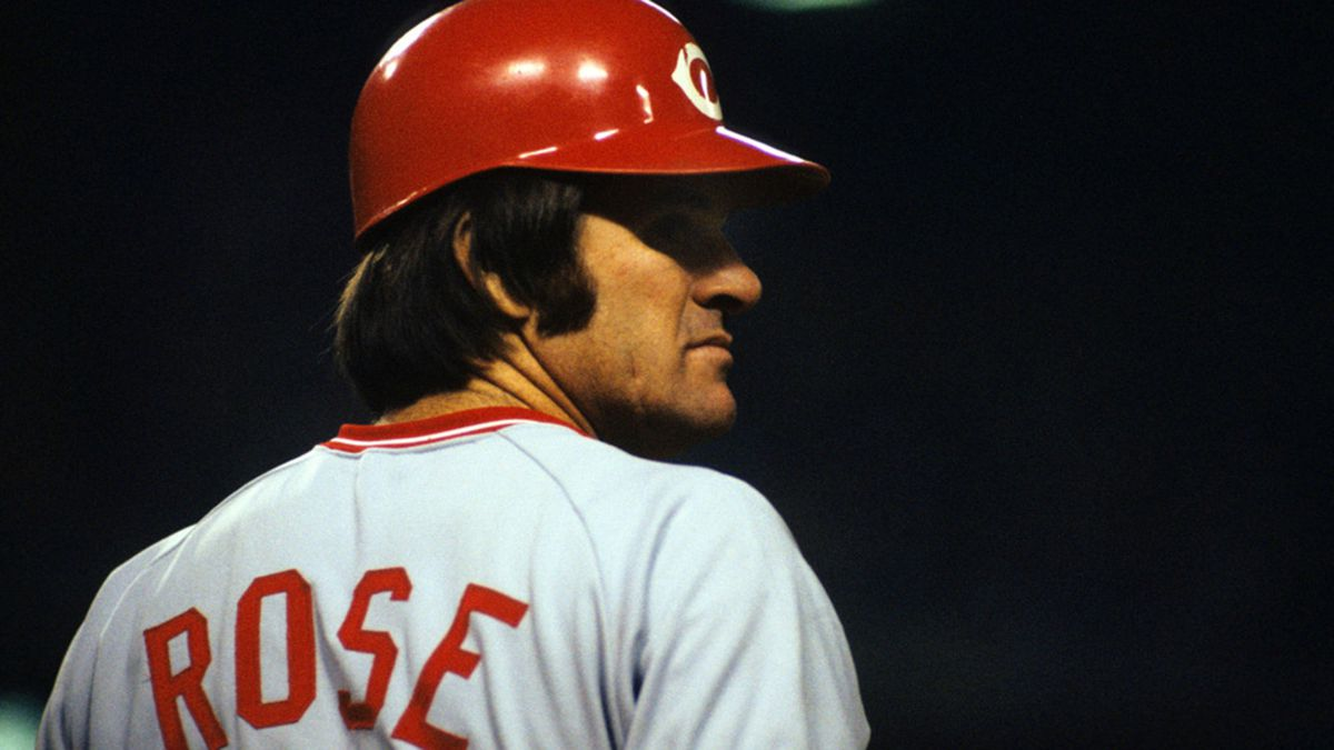 a biography of pete rose an american basketball great To the surprise of no one, it turns out that pete rose has been lying for  ditto  the partnerships fanduel has with the nba if a basketball player were   economic consequences of an athlete--like peter rose--gambling on.