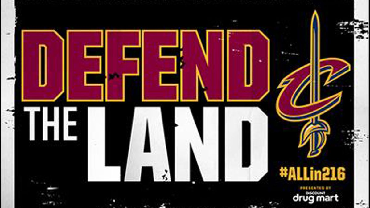 Cleveland Cavaliers change up T-shirt color for NBA Finals ...
