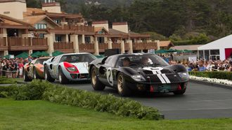 Sights from the 2016 Pebble Beach Concours d