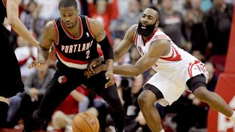 Follow: Rockets try to launch series with win over Blazers