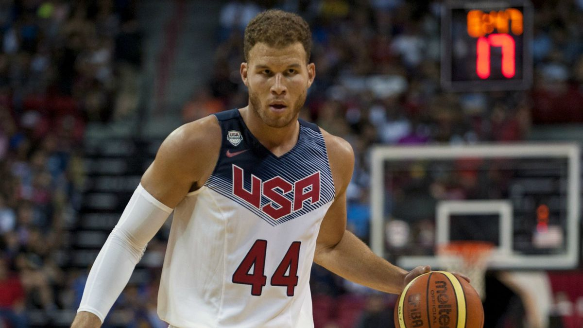 Clippers confirm Blake Griffin will miss the Olympics due ...