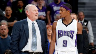 Rajon Rondo opens up about tense year with Sacramento Kings