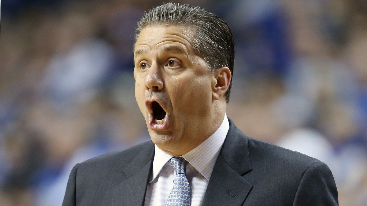 John Calipari: #Awkward! University Of Kentucky Coach John Calipari