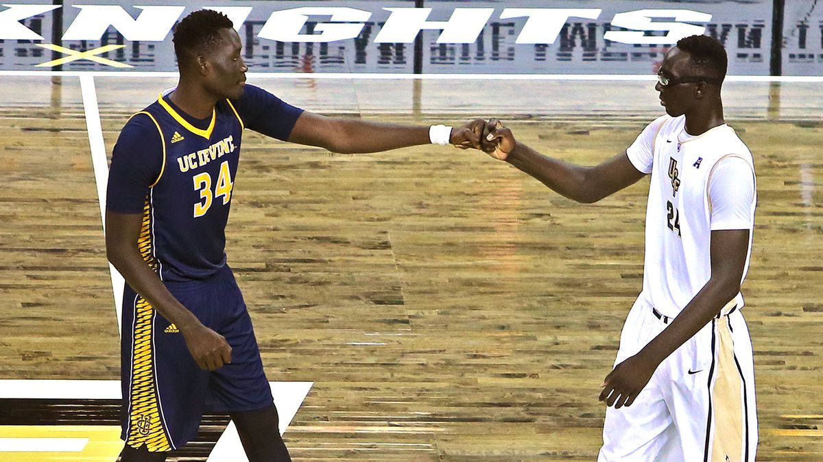 UCF-UC Irvine features battle of 7-foot-6 centers in Tacko ...
