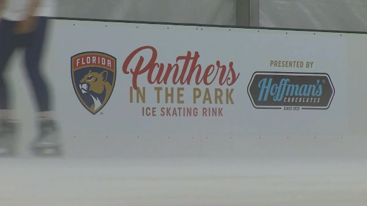 Get into the holiday spirit at Panthers in the Park