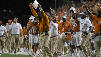 Longhorns better after defensive coordinator change