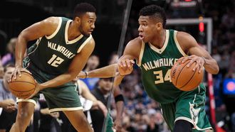 Bucks' Giannis, Parker pulling off a 20-somethings feat