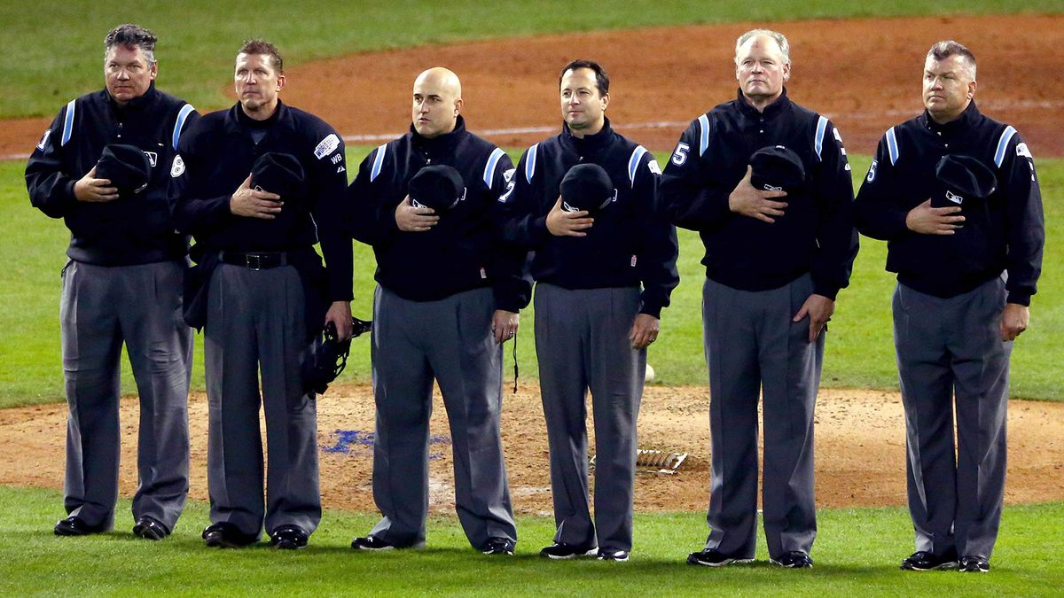 Umpires and MLB reach agreement on 5-year labor deal | FOX ...