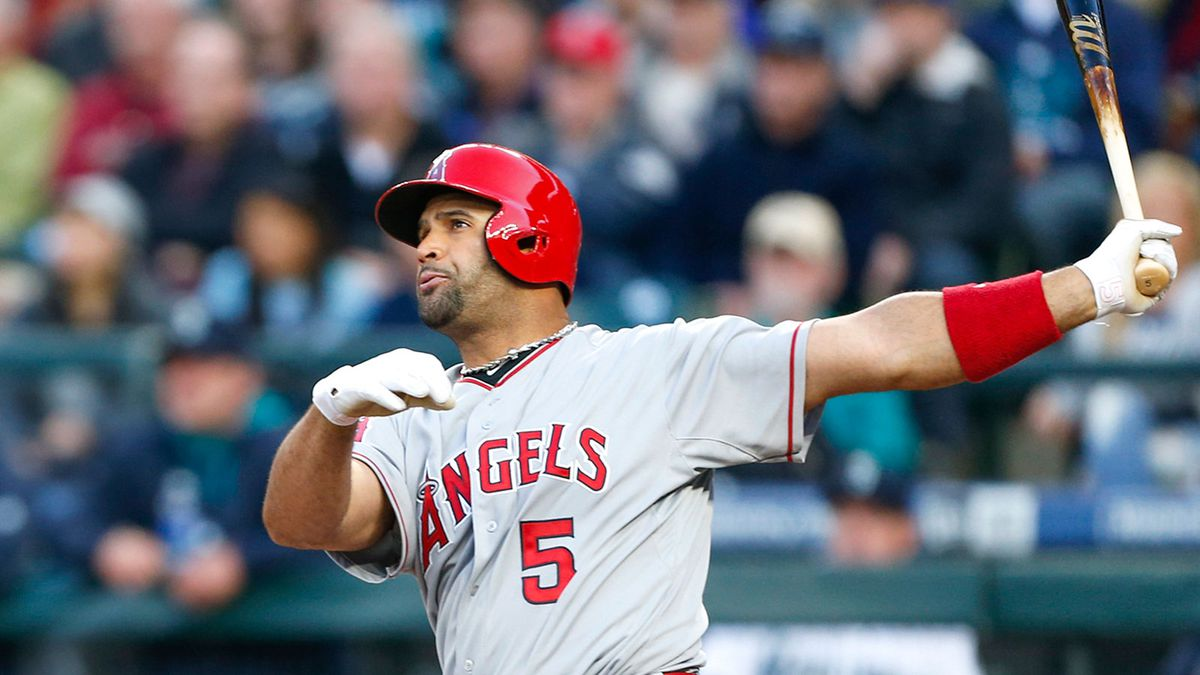 Albert Pujols to represent Los Angeles Angels in 2015 Home ...