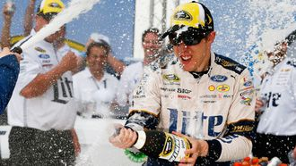 13 tracks where Brad Keselowski has won Cup Series races
