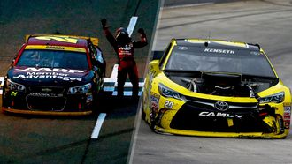 DW: Gordon gets biggest win of career, NASCAR gets it right on Kenseth