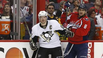 Sidney Crosby Better Than Ovechkin in NHL